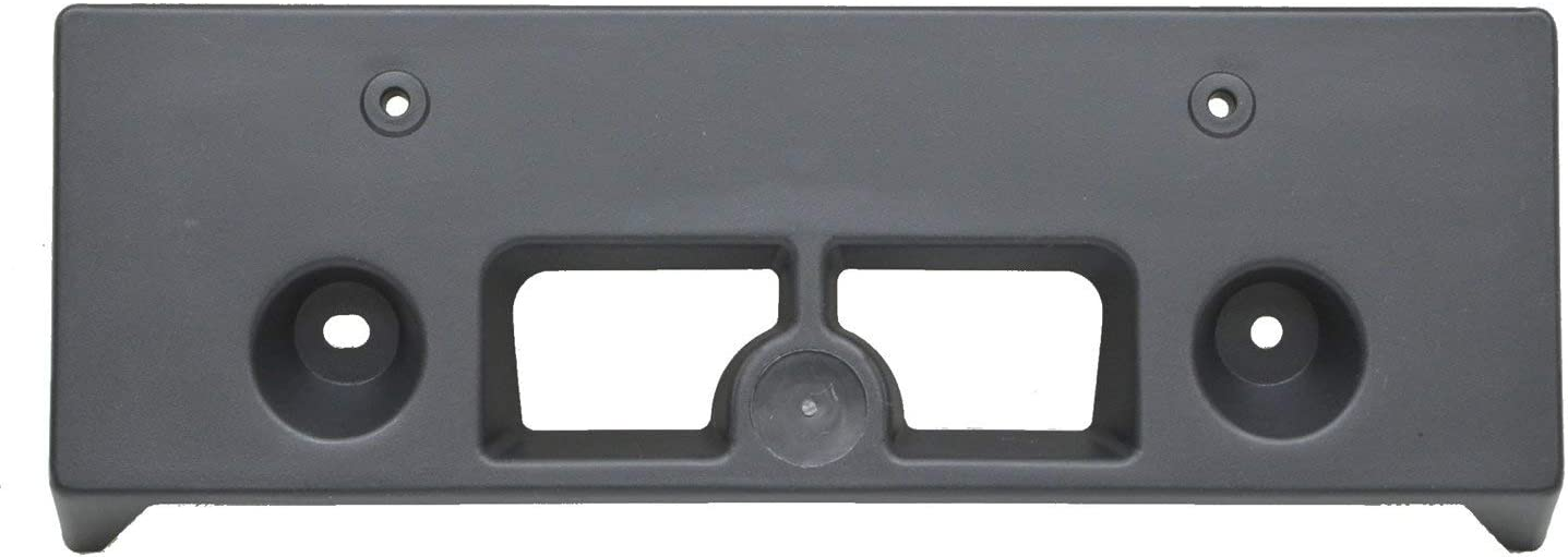 NEW FRONT LICENSE PLATE BRACKET TEXTURED FITS NISSAN ARMADA 2008-2015 NI1068131