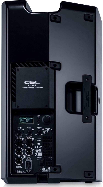 Live Sound & Stage Musical Instruments QSC K12.2 EOS Audio Bundle ...