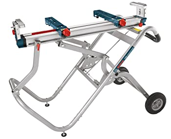 Bosch Portable Miter Saw Stand T4B - best miter saw stands