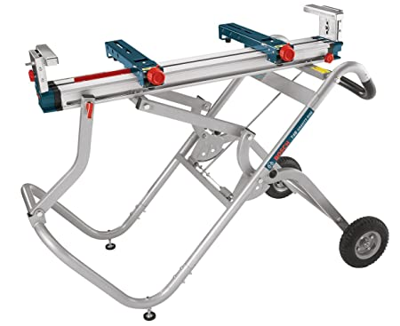 BOSCH Portable Miter Saw Stand T4B - Best Stable Miter Stand