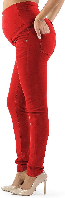 Pantal/ón Premam/á Corte Slim Impecable Made in Italy Material El/ástico y Suave