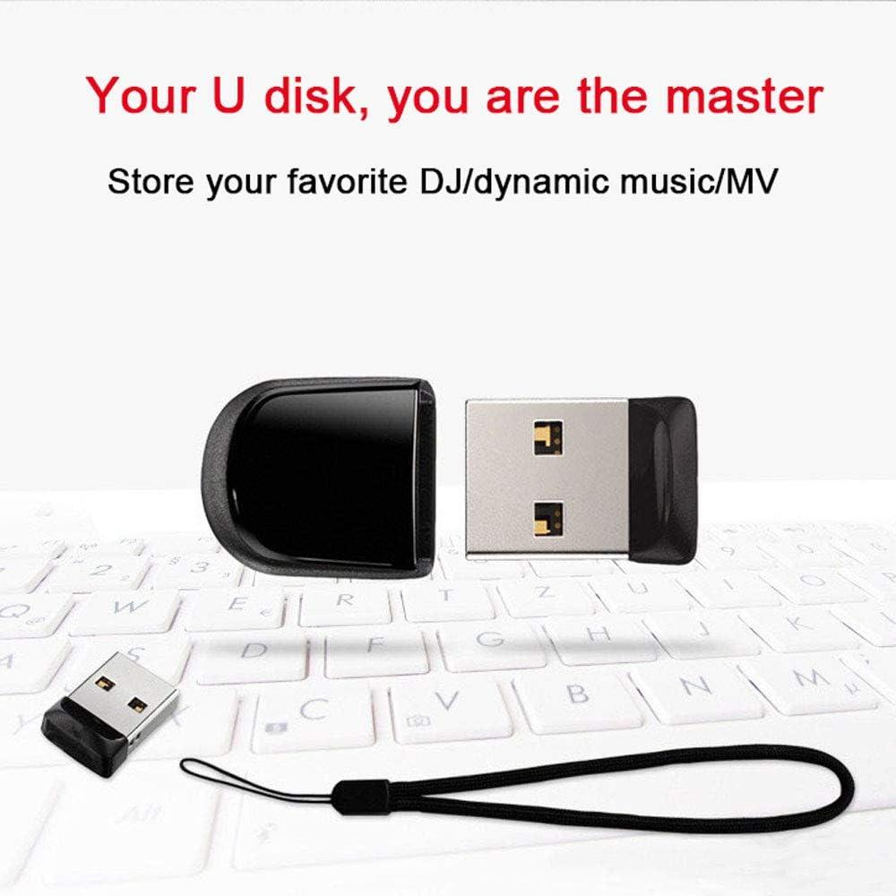 MB//S Mini USB Memory Stick Compatible with Desktop//Laptop//Car//Audio//Smart TV ZXGHS USB2.0 Car Flash Drive ,8GB Maximum Read Speed 20
