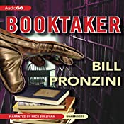 The Booktaker: A Nameless Detective Mystery | Bill Pronzini