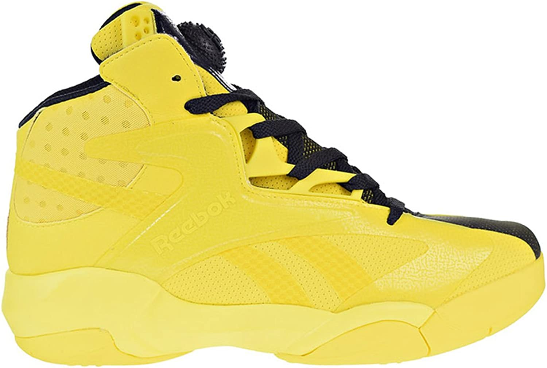 reebok yellow shoes