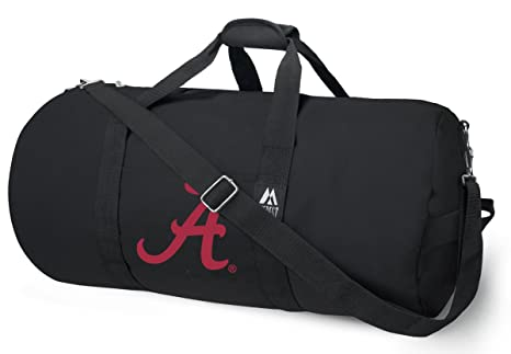 fe0a062348 Image Unavailable. Image not available for. Color  Broad Bay OFFICIAL Alabama  Duffle Bag or University of Alabama Gym Bags Suitcases