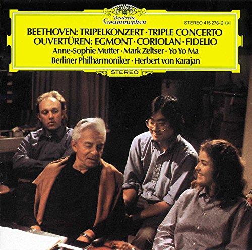 CD : Ludwig van Beethoven - Triple Concerto (CD)