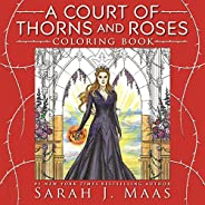 A Court of Thorns and Roses Coloring Book: 7
