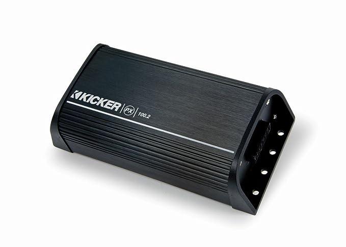 Roll Bar estéreo paquete: Kicker px1002 amplificador, 2 par PSS. 4 4