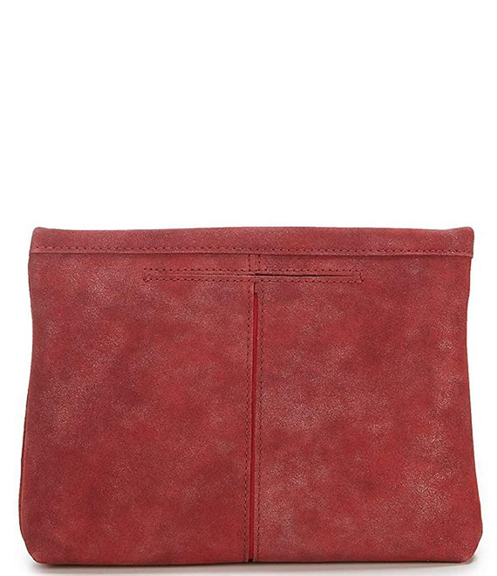 b1c54186a Hammitt VIP Fold-Over Cross-Body Bag, Brickhouse: Handbags: Amazon.com