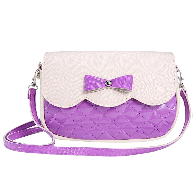 Fineshow Women Leather Bownot Shoulder Bag Handbag Satchel Purse Hobo Messenger Bags