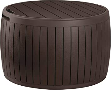 Keter Circa 37 Gallon Round Deck product image 6