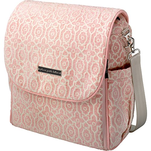 Petunia Pickle Bottom Boxy Backpack, Sweet Rose ()