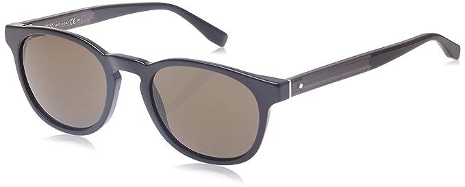 Hugo Boss Boss 0803/S NR 128 gafas de sol, Negro (Black ...