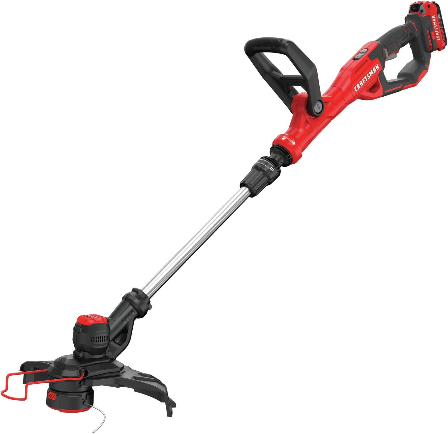 Troy-Bilt CORE TB4400 40V 22-Inch Cordless Hedge Trimmer Kit
