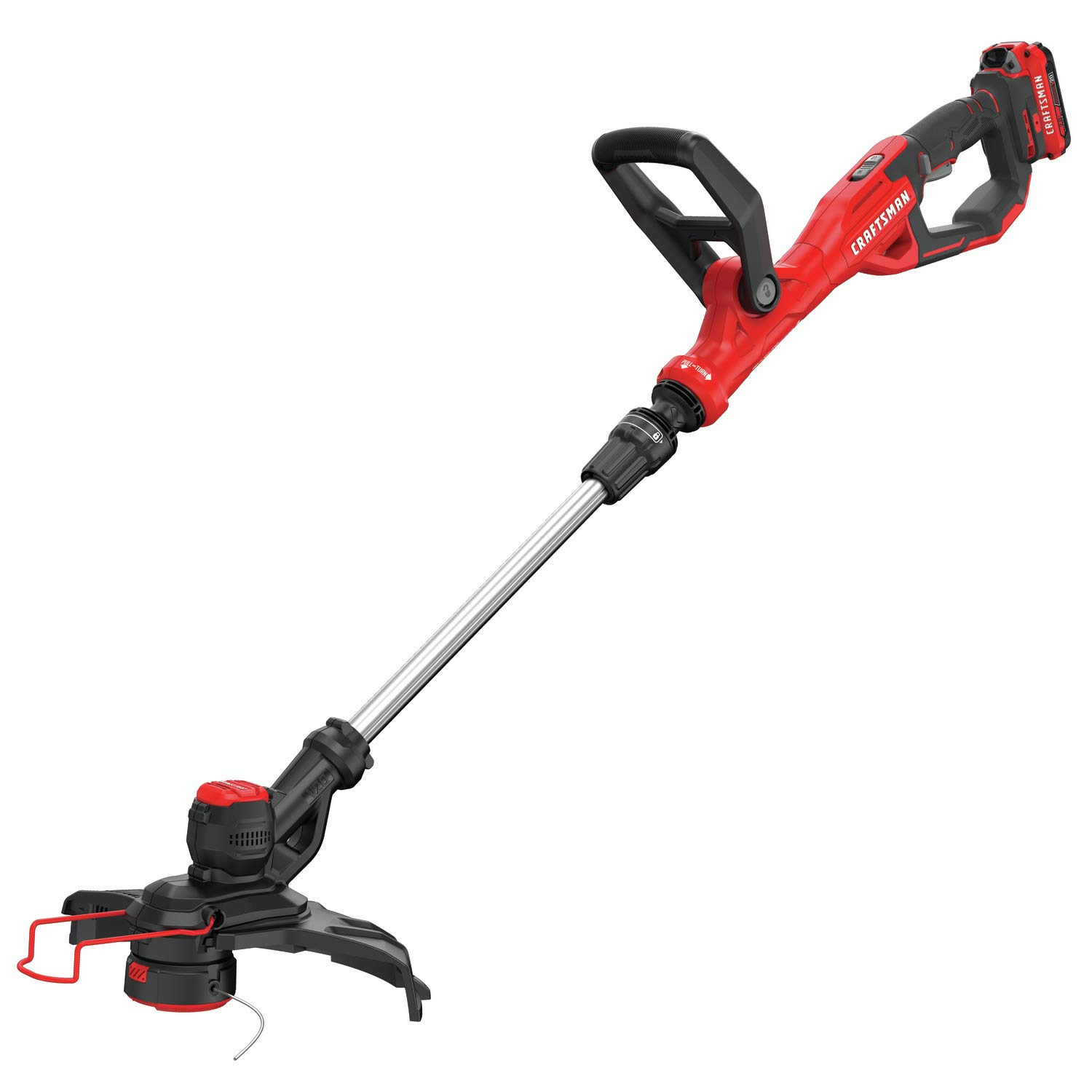 CRAFTSMAN CMCST900D1 String Trimmers & Edgers, Red