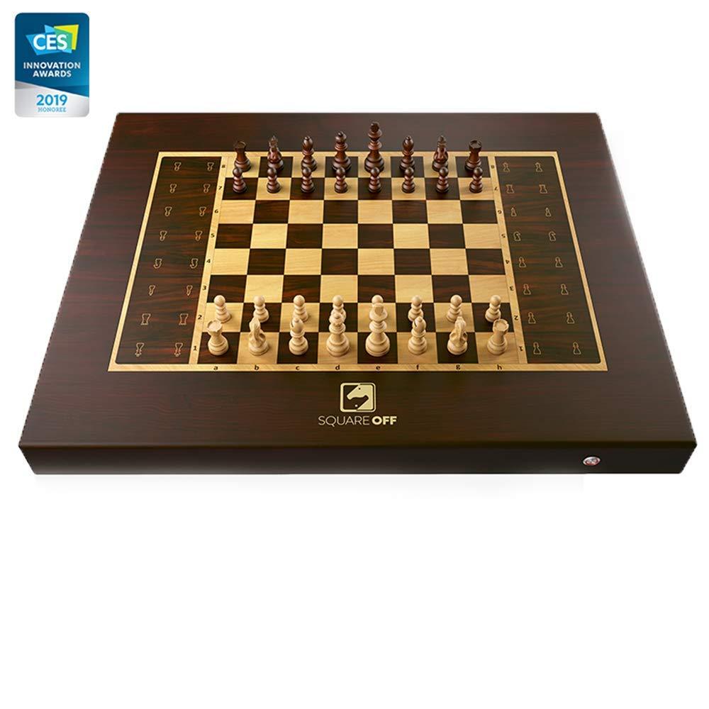 Square off 智能国际象棋盘