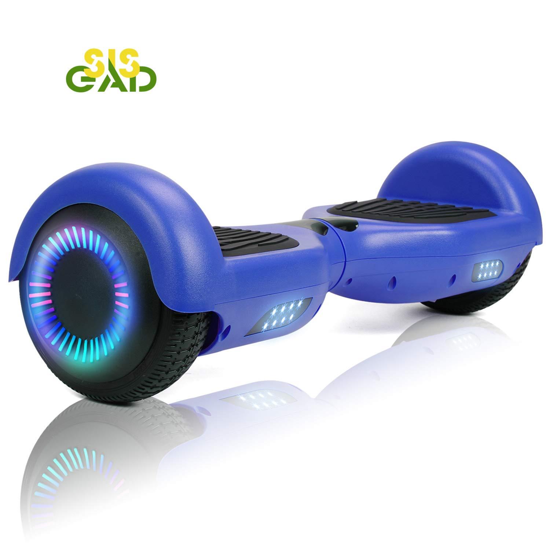 SISGAD Hoverboard con Ruedas de 6.5