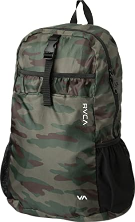 b0942f86606b Image Unavailable. Image not available for. Colour  RVCA Densen Packable  Backpack ...