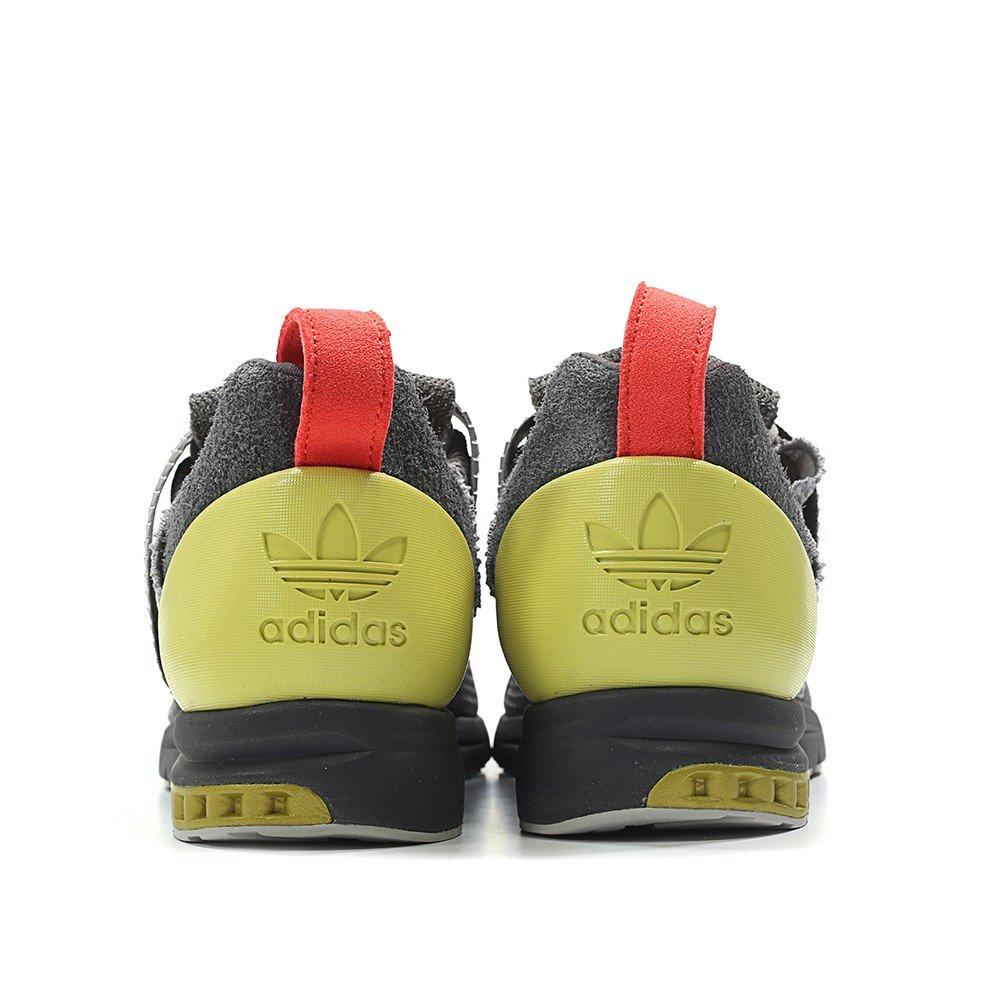 best service 76536 79f1c Amazon.com   adidas Consortium Men Adistar Comp A  D Workshop (Gray Light  Onix Tech Silver Metallic Black White)   Fashion Sneakers