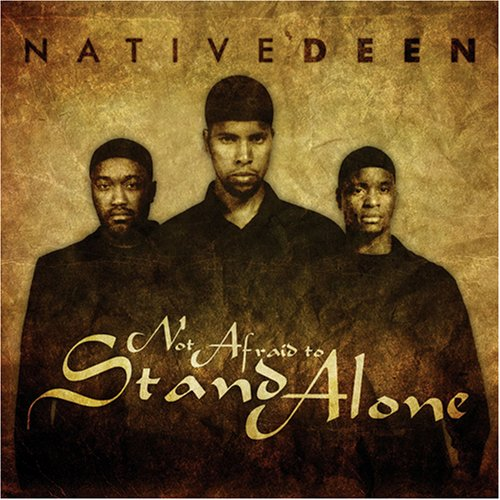 Cover of Not Afraid to Stand Alone