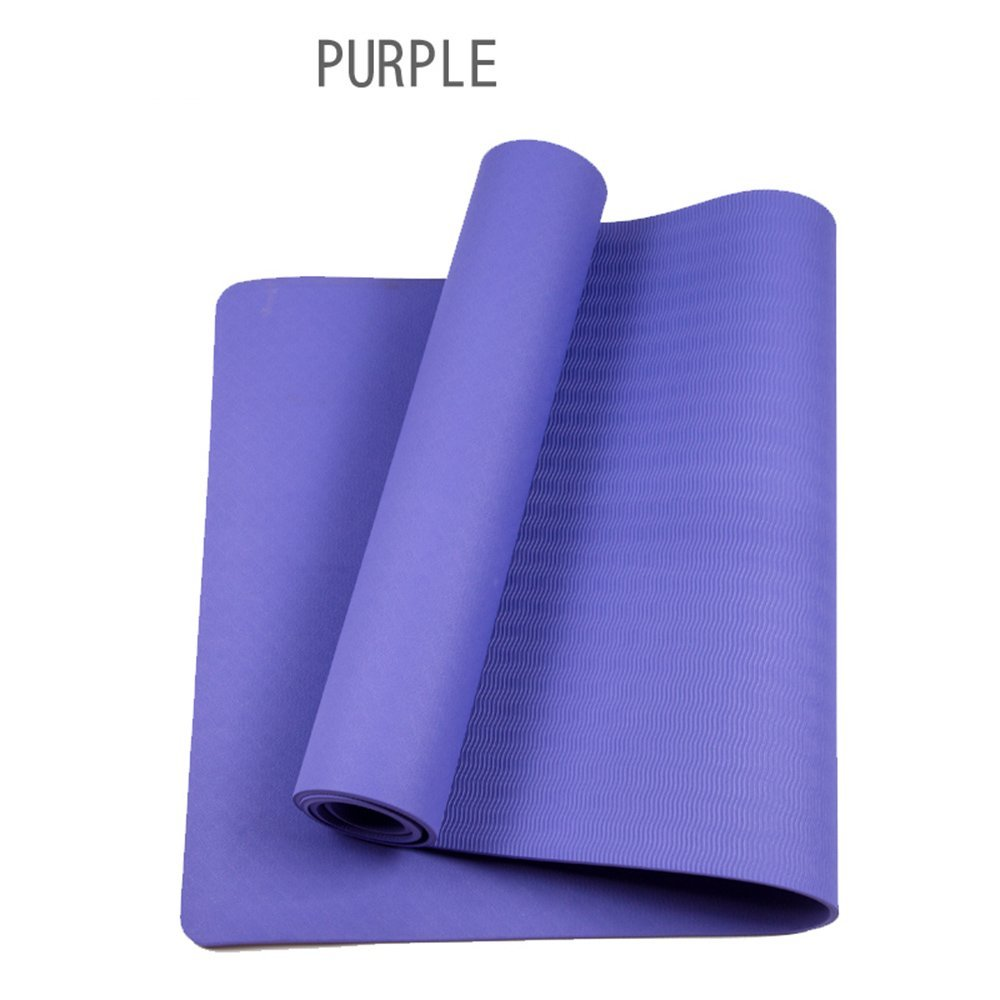 LANTA Home Tappetino per stuoia per Yoga Mat (Colore   verde)