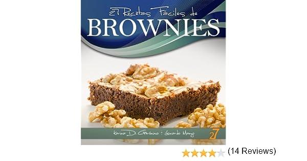 27 Recetas Fáciles de Brownies (Recetas de Cocina Faciles ...