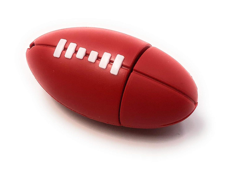 Onlineworld2013 Balón de fútbol Deporte Redondo Rugby Divertido ...