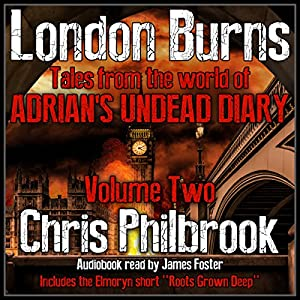 London Burns Audiobook