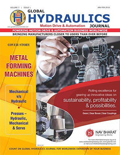 Global Hydraulics Motion Drive & Automation Journal: Magazine on Motion, Drive & Automation (1 Book 3)