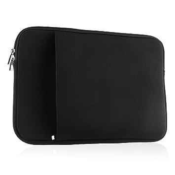 ROSENICE Funda para Ordenadores Portátiles para Macbook Pro 13 (negro): Amazon.es: Electrónica
