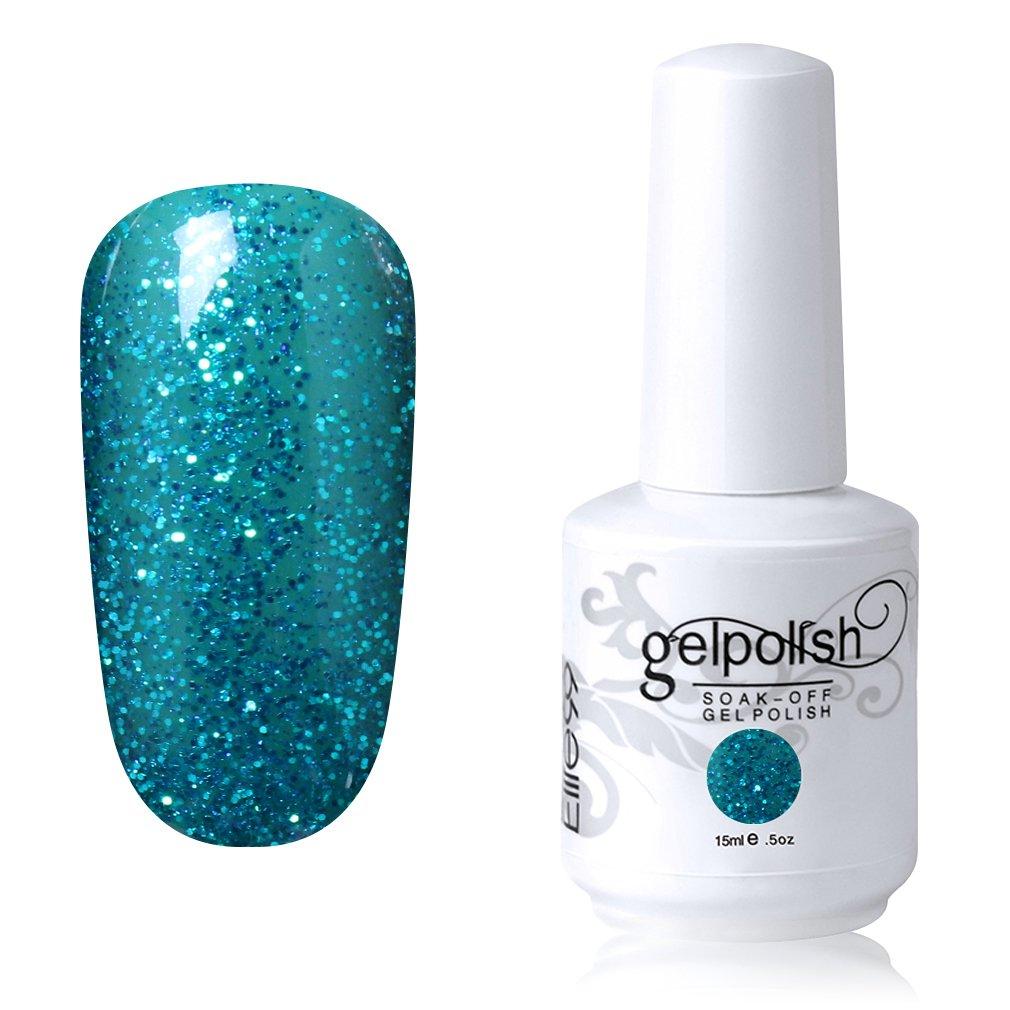 Amazon.com : Elite99 Soak Off UV LED Gel Polish Lacquer Nail Art ...