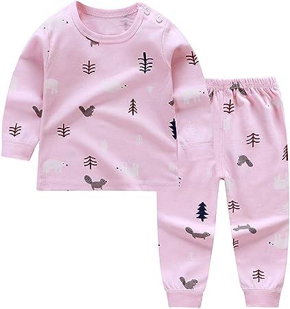 Pijamas Enteros de Manga Largo para Niños, Fansu Pijamas dos ...