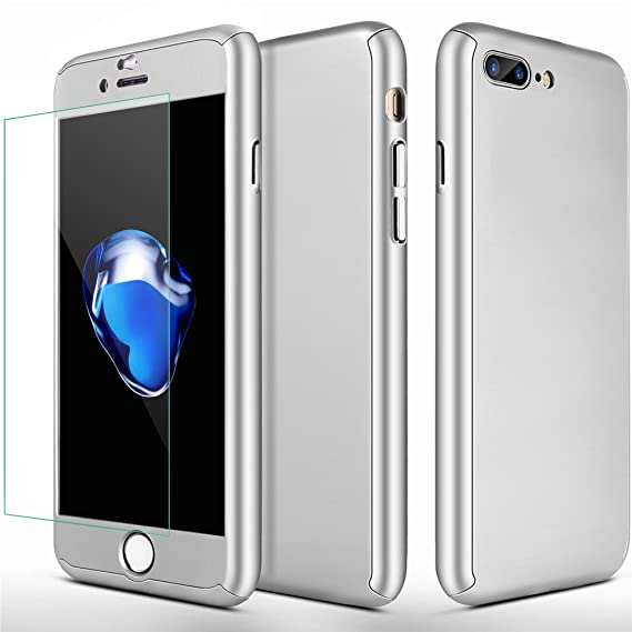 apple iphone 8 plus case 360