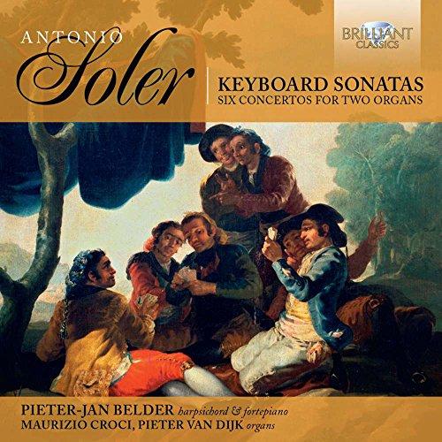 Van Pieter - Antonio Soler: Keyboard Sonatas - Six Concertos for Two Organs [Box Set]