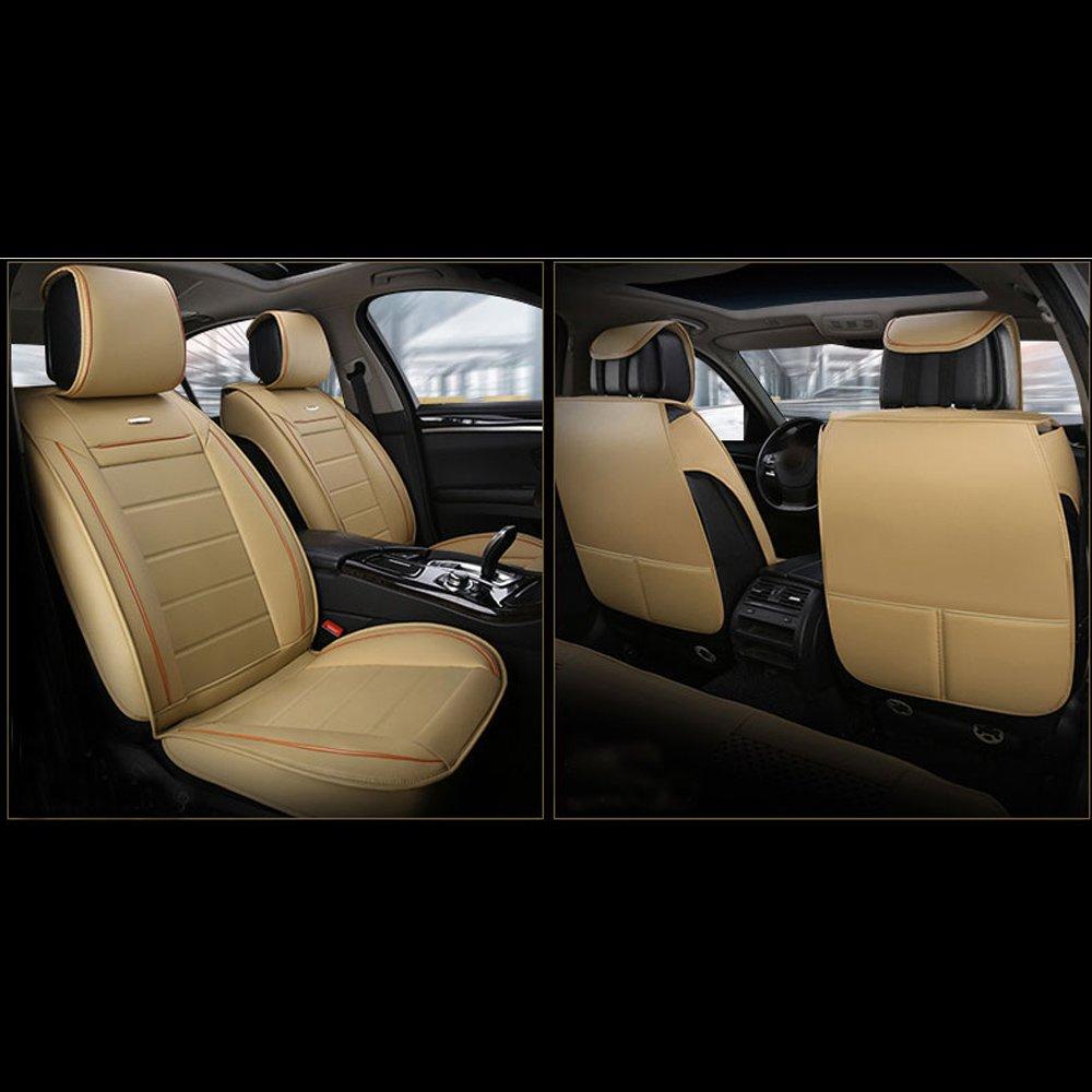 Citroen C5 Rot Universal Sitzbezüge Sitzbezug Auto Schonbezüge XR