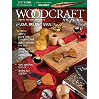 1-Year (6 Issues) of Woodcraft Magazine Subscription