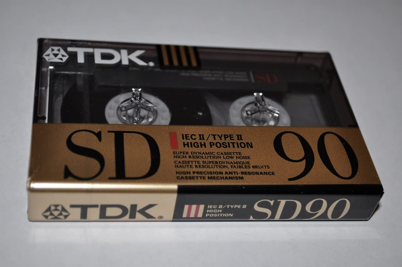 Set of 10 Free Shipping Blank 90 Minute Cassette Tapes New