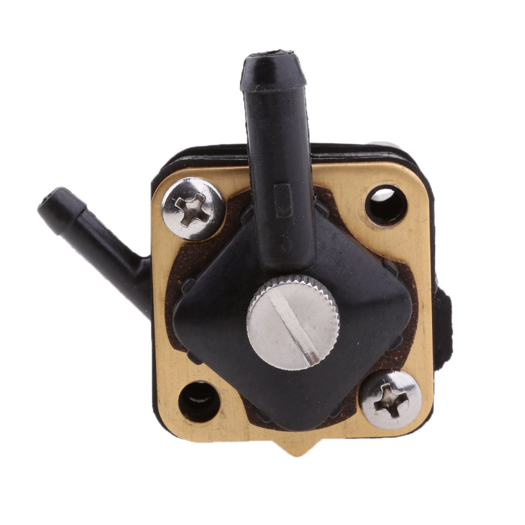 kesoto Motorcycle Fuel Pump for Johnson Evinrude 6-15 hp Outboards Replaces 397839 391638 395091 397274