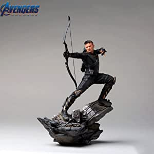 LRW Avengers Endgame Statue: Hawkeye 1:10 BDS Art Scale Collectible Figurine from Movie Series anmie