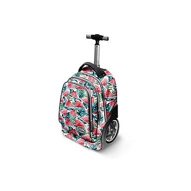 Amazon.com: Carro mochila OH MY POP! Bolsa escolar de sandía ...