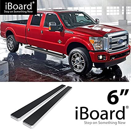 2016 F350 Super Duty >> Off Roader For 1999 2016 Ford F250 F350 Super Duty Crew Cab Nerf Bar Side Steps 6 Eboard Running Boards