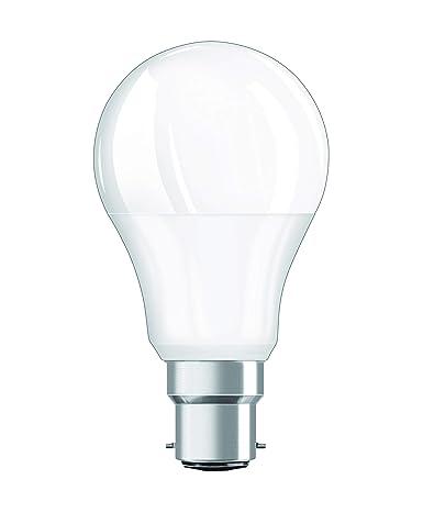 Osram Superstar Classic 4052899278219 plástico esmerilado 8,5 W regulable B22 bombilla LED blanco cálido