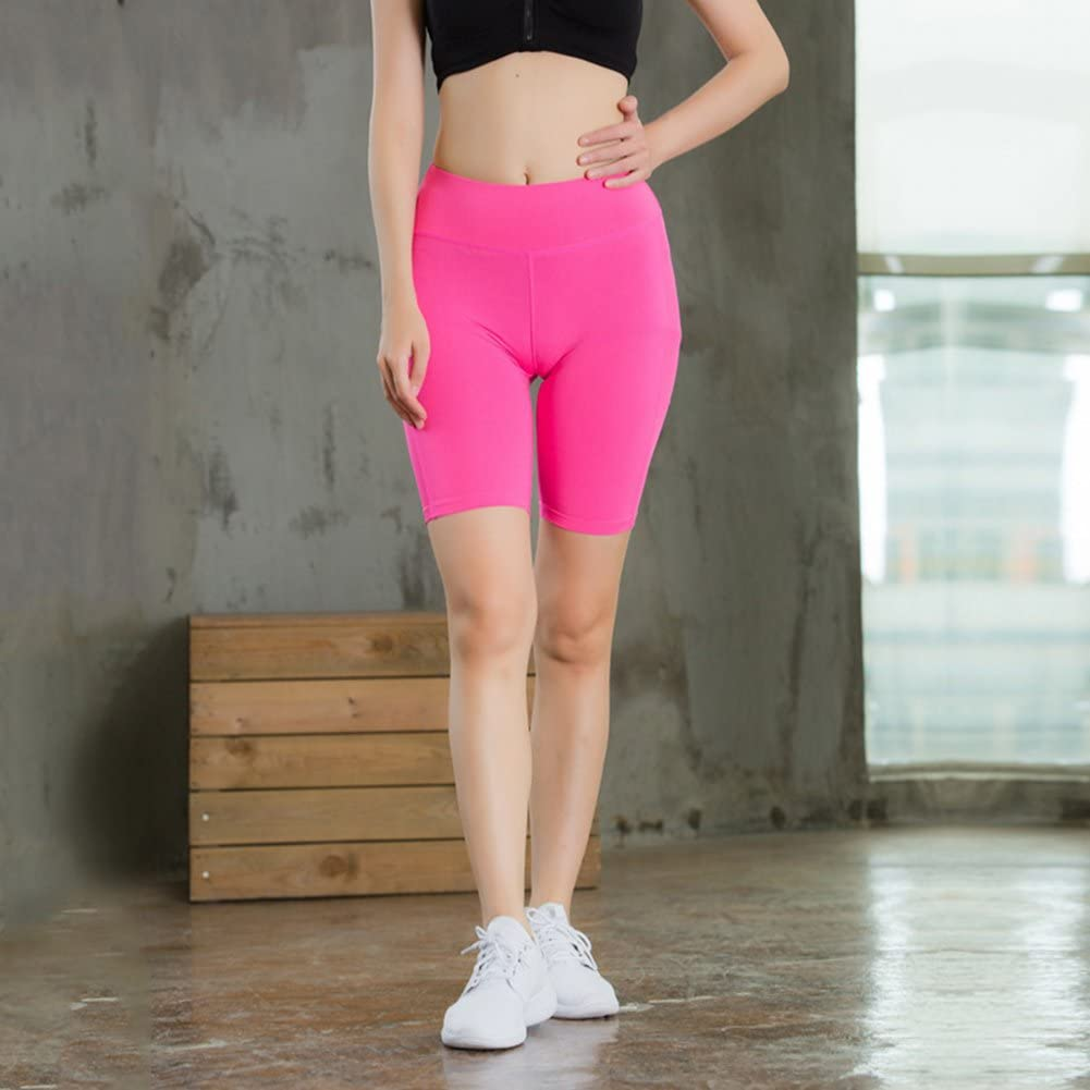 Kootk Kompression Hose Damen Sport Shorts Strumpfhose Thermohose Baselayer Shorts Tights Radhose Kurz Leggings Yoga Gym Laufhose Sporthose Sommerhosen Fitnesshose Tights Strumpfhose