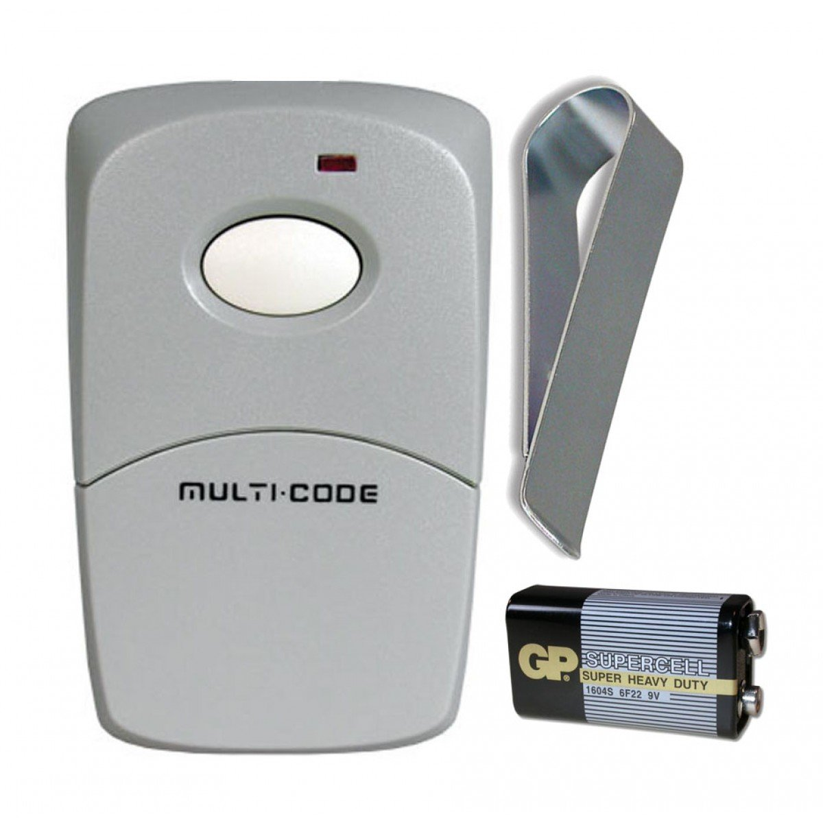 Linear 3089 Multi-Code Remote MCS308911 308911 Transmitter Gate Garage Opener For Home and Family Shop