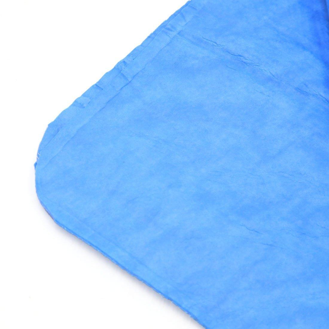 Amazon.com: eDealMax Azul sintético Gamuza auto del coche de Cristal de Agua Limpia Parabrisas Absorbe Toalla: Automotive