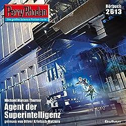 Agent der Superintelligenz (Perry Rhodan 2613)