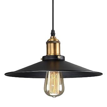 Rétro Métal E27 Chambre Luminaire Asvert De Plafond En Vintage Bar Pendante Eclairage Pour Forme Suspension Cuisine Lustre Lampe Parapluie Nyw8nvOm0