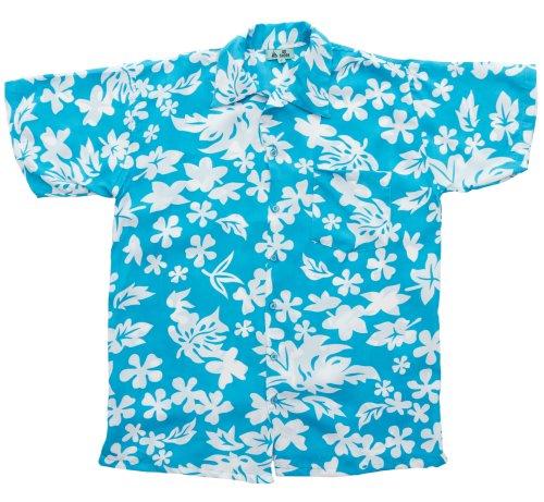 on-shore-mens-tropical-hawaiian-white-floral-print-aloha-shirt-blue-medium