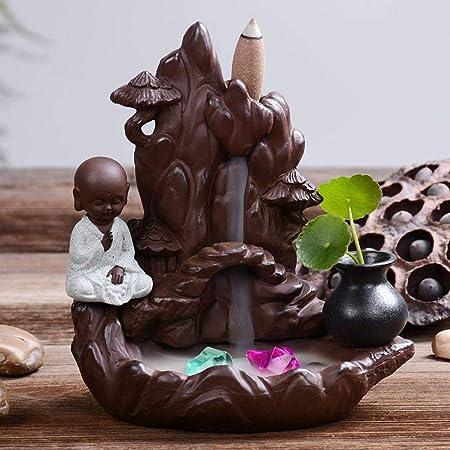 Ludage Accesorios para el hogar artesanías, poca montaña del Monk ...