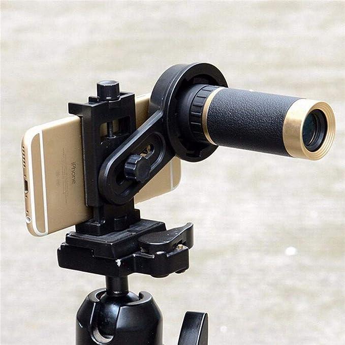 VVDF Universal Mobile Phone Holder + Astronomical Telescope Mount ...